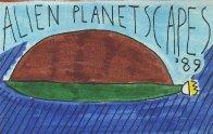 Alien Planetscapes 89