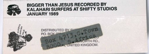 Bigger Than Jesus