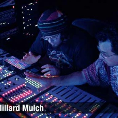 15 Minutes With Sir Millard Mulch