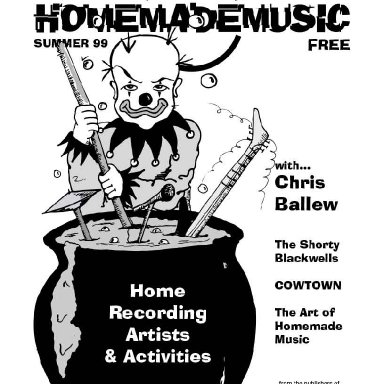 Homemade Music Magazine
