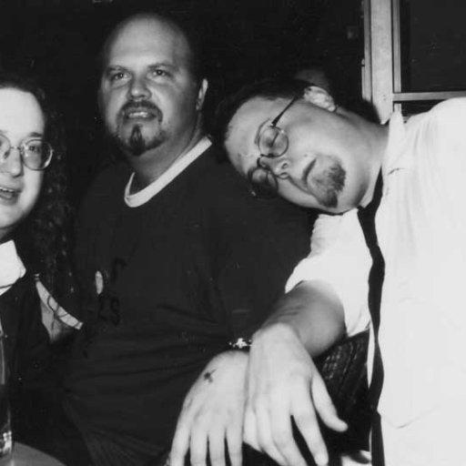 Evan Peta, Scott, Russ Stedman -  1997