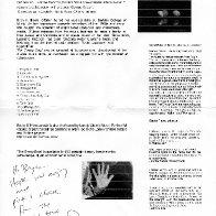 Press release for Robin O'Brien's The Empty Bowl
