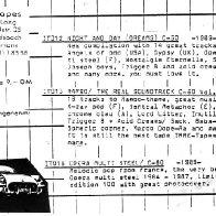 Press Release 1989