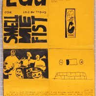 EGG - Smell Me Fist - Cover 1 - unassembled