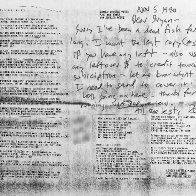 Letter - Don Campau