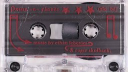 Cassette Album: Prose In Cannes | The Story Of Sidea And Sideb