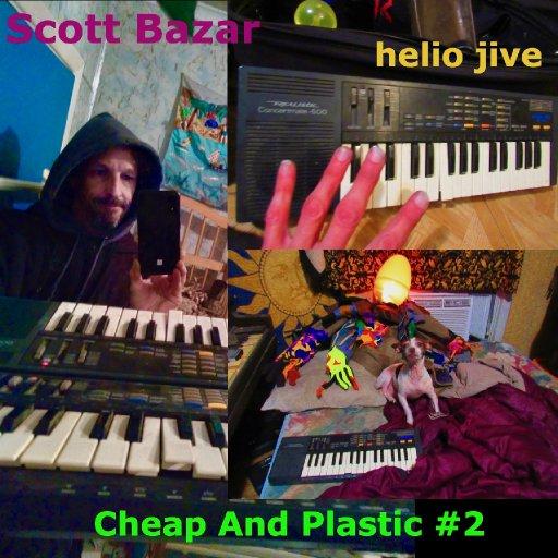various - Cheap And Plastic #2 - 41-ScottBazarTrackArtwork