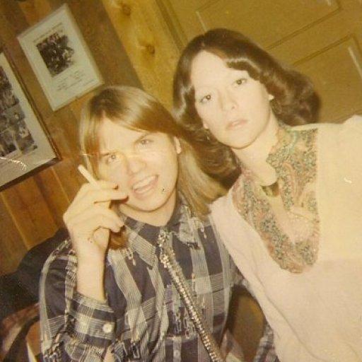 Scott & Susan, sometime around 1980