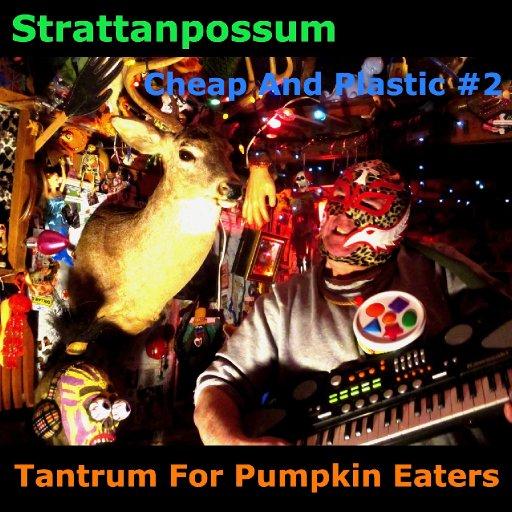 various - Cheap And Plastic #2 - 40-StrattanpossumTrackArtwork