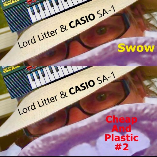 various - Cheap And Plastic #2 - 35-LordLitterTrackArtwork