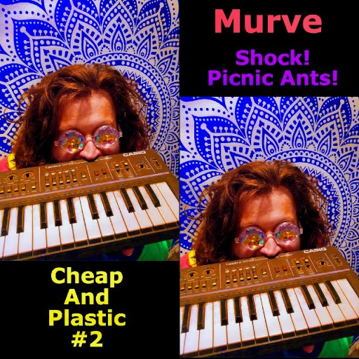 various - Cheap And Plastic #2 - 34-MurveTrackArtwork