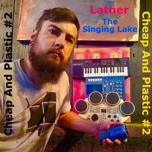 various - Cheap And Plastic #2 - 32-LatherTrackArt