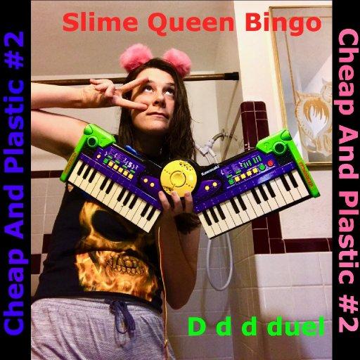 various - Cheap And Plastic #2 - 23-SlimeQueenBingoTrackArt