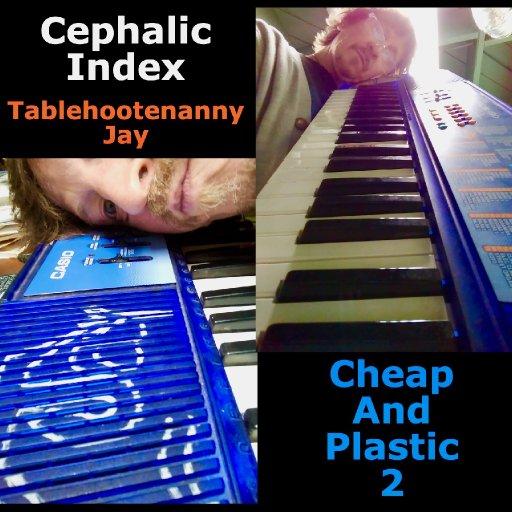 various - Cheap And Plastic #2 - 19-CephalicIndexTrackArt