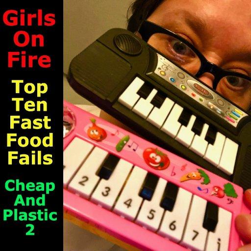 various - Cheap And Plastic #2 - 18-GirlsOnFireTrackArt