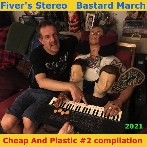 various - Cheap And Plastic #2 - 02-FiversStereoTrackArt
