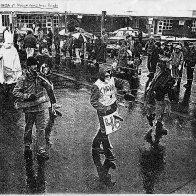 CHODA at a Moscow, Idaho, Mardis Gras Parade